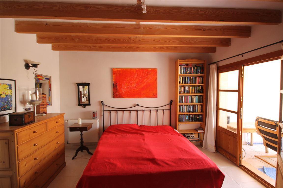 Zimmer zur Dachterrasse Immopoint Singler