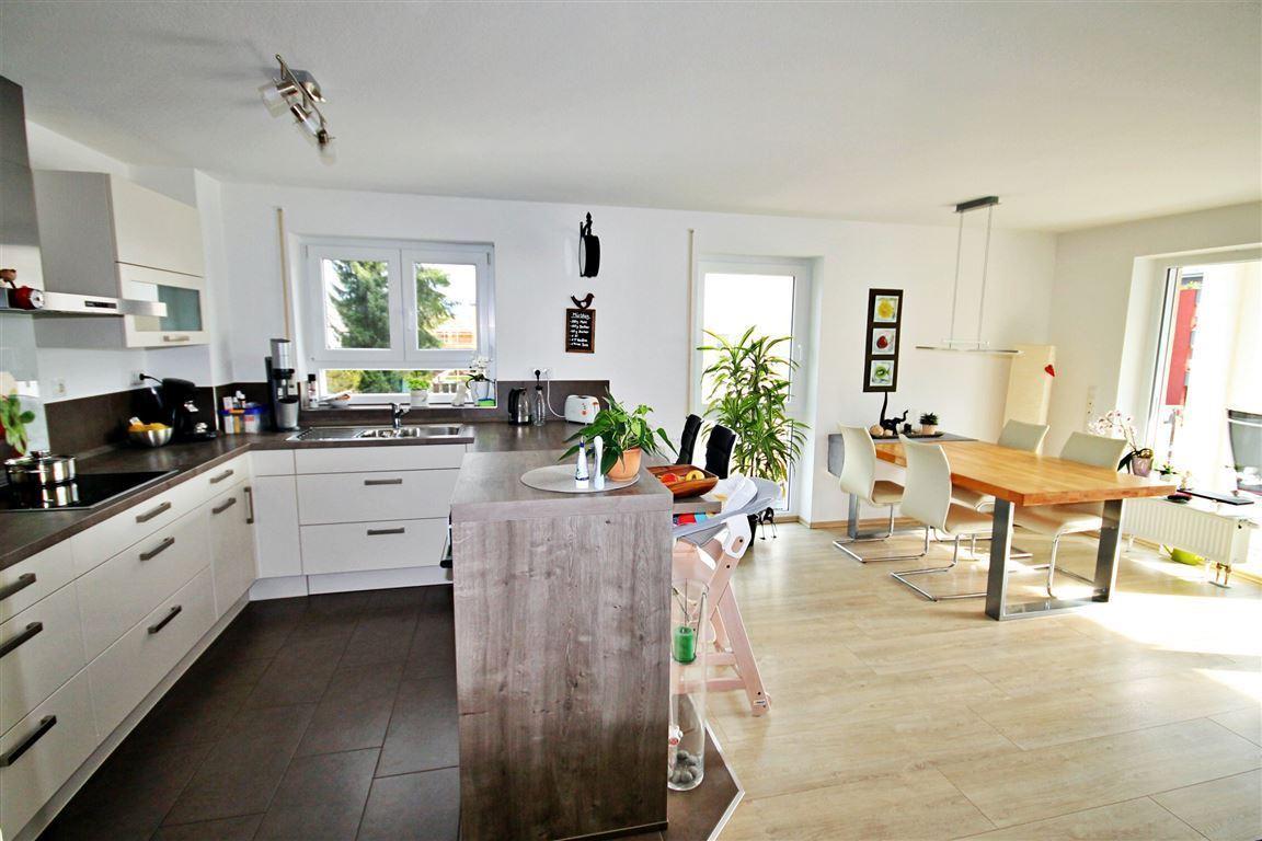 Küche mit Essbereich Immopoint Singler